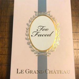 Too Faced Le Grand Chateau set- NIB